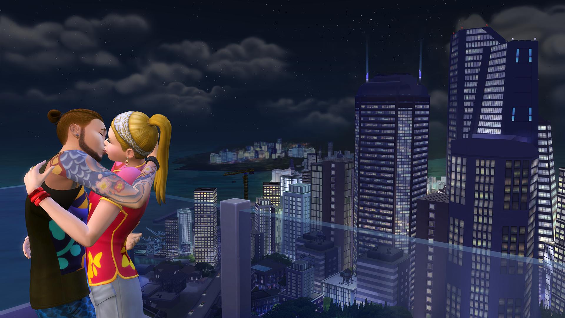 Die Sims 4 Großstadtleben Beitragsbild